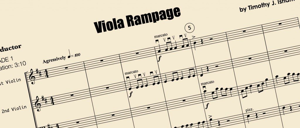 Viola Rampage