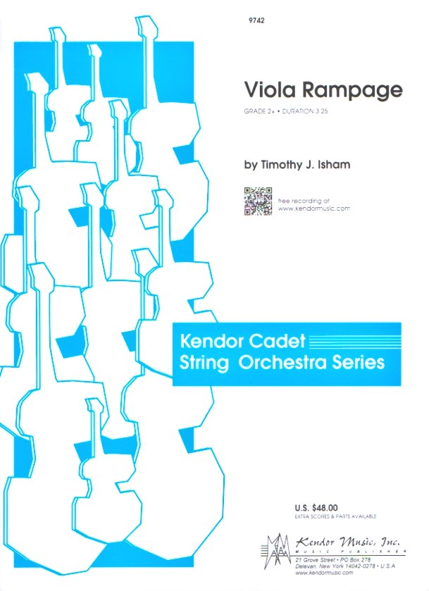 Viola Rampage now available!